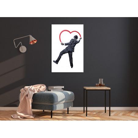 Tablou Elegant Graphic Artist (1 Part) Vertical 40 cm x 60 cm-01