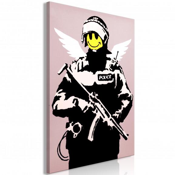 Tablou Policeman (1 Part) Vertical 40...