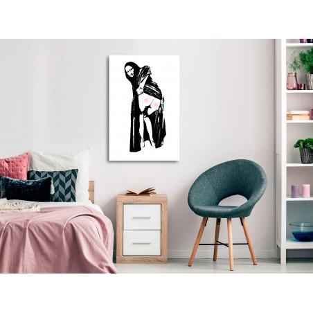 Tablou Painful Sitting (1 Part) Vertical 40 cm x 60 cm-01