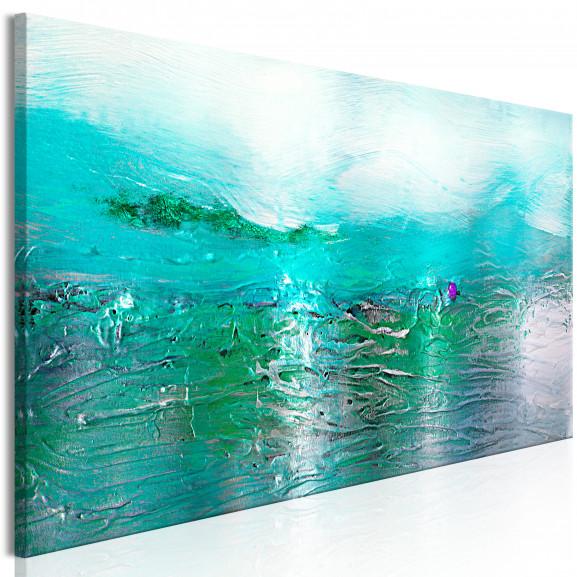 Tablou Turquoise Landscape (1 Part)...