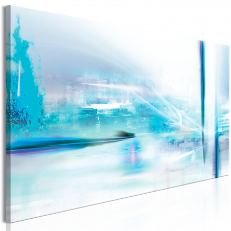 Tablou Ice Queen (1 Part) Narrow 120 cm x 40 cm-01