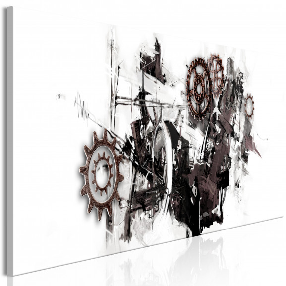 Tablou Complicated Machine (1 Part)...