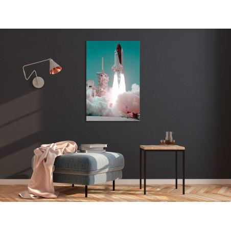 Tablou New Era (1 Part) Vertical 40 cm x 60 cm-01