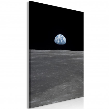 Tablou Far Away From Home (1 Part) Vertical 40 cm x 60 cm-01