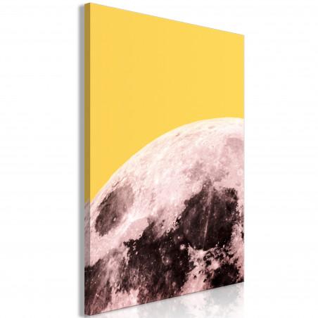 Tablou Sunny Moon (1 Part) Vertical 40 cm x 60 cm-01