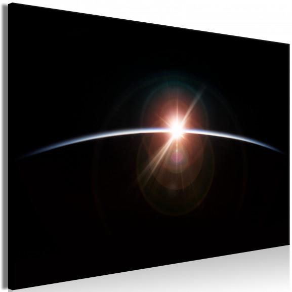 Tablou Horizon (1 Part) Wide 120 cm x...