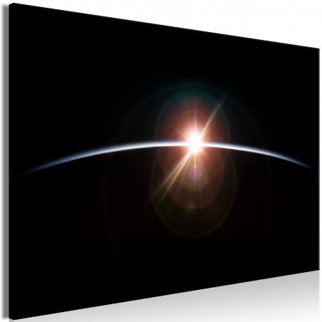 Tablou Horizon (1 Part) Wide 120 cm x 80 cm-01