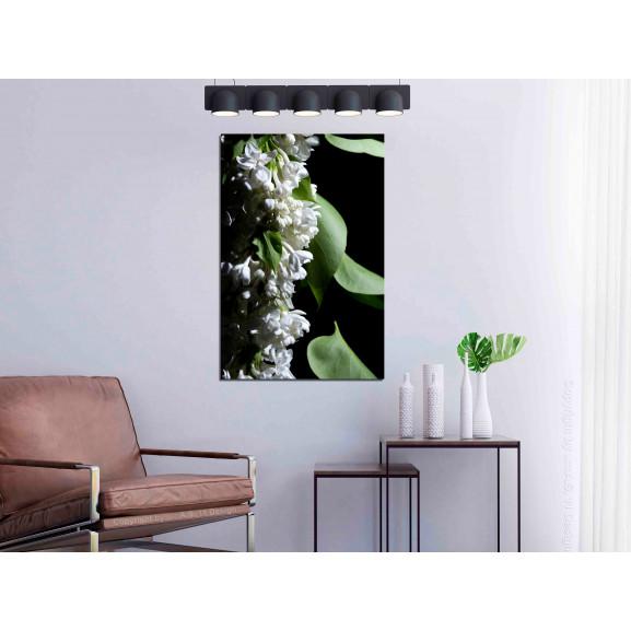 Tablou Lilacs Detail (1 Part) Vertical 40 cm x 60 cm naturlich.ro
