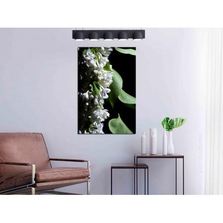 Tablou Lilacs Detail (1 Part) Vertical 40 cm x 60 cm-01