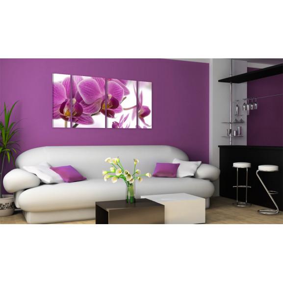 Tablou Marvelous Orchid 120 cm x 60 cm naturlich.ro