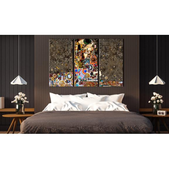Tablou Mosaic Of Love 120 cm x 80 cm naturlich.ro