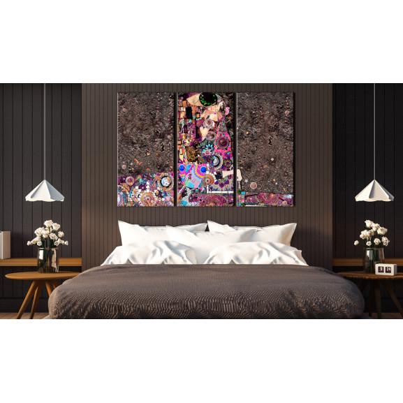 Tablou Amorous Jigsaw 120 cm x 80 cm naturlich.ro