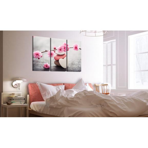Tablou Zen: Cherry Blossoms Ii 120 cm x 80 cm naturlich.ro