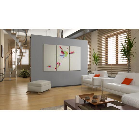 Tablou Colors & Shapes 120 cm x 80 cm naturlich.ro