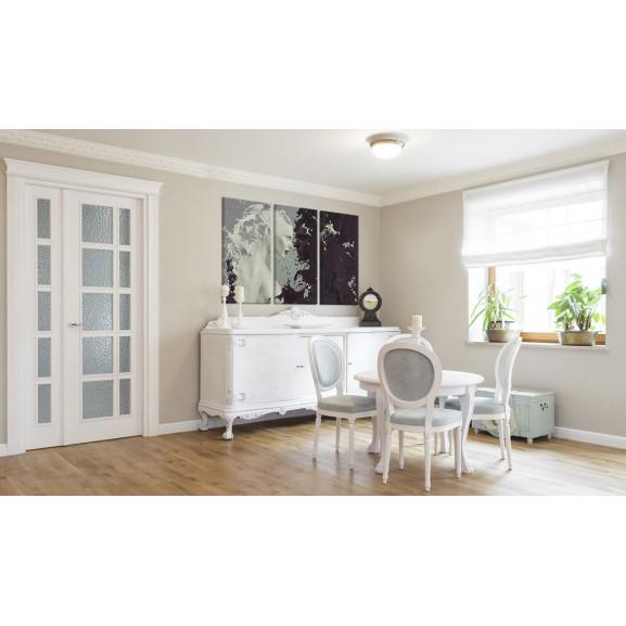 Tablou Black Or White? Triptych 120 cm x 80 cm naturlich.ro