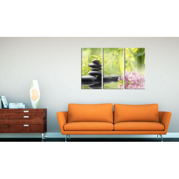 Tablou Zen Composition 120 cm x 80 cm naturlich.ro