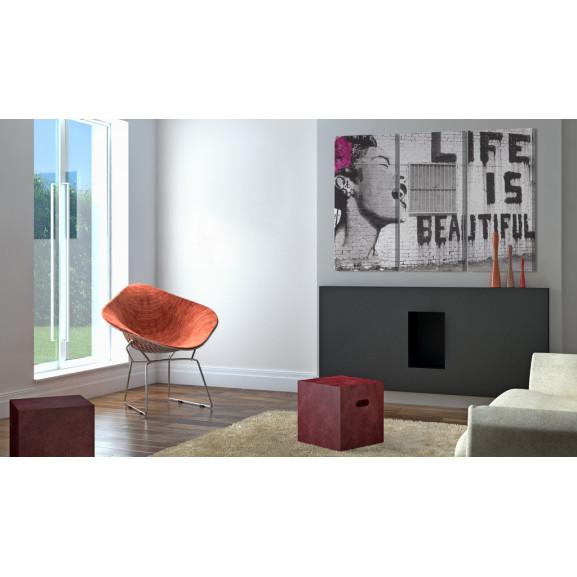 Tablou Fullness Of Life 120 cm x 80 cm naturlich.ro