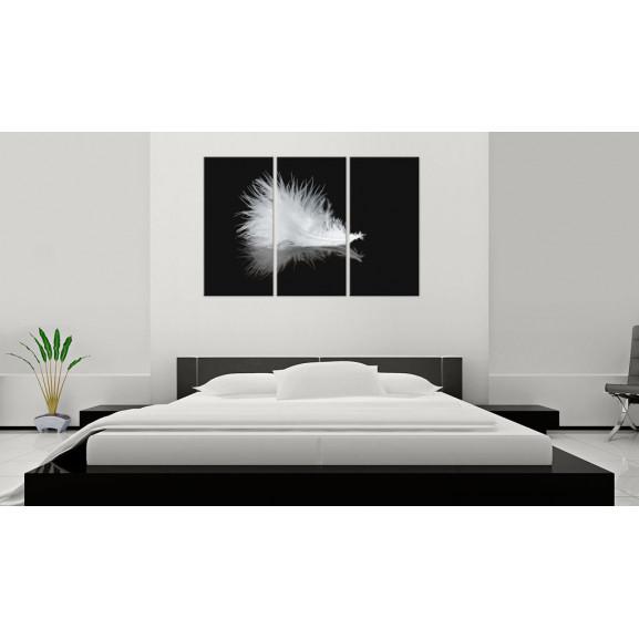 Tablou A Small Feather 120 cm x 80 cm naturlich.ro