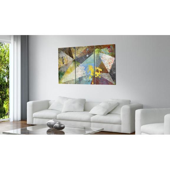 Tablou Through The Prism Of Colors 120 cm x 80 cm naturlich.ro