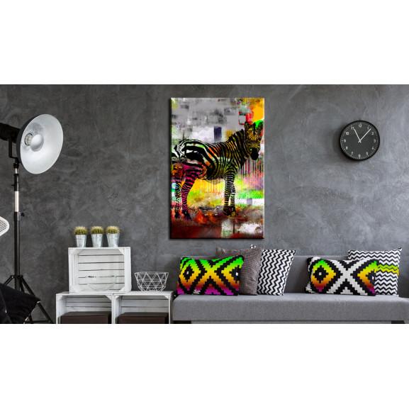 Tablou Colourful Preserve 40 cm x 60 cm naturlich.ro