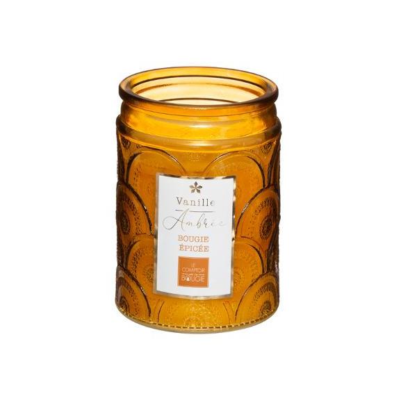 Lumanare parfumata AMBRE VANILLEE naturlich.ro