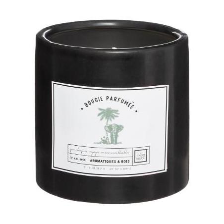 Lumanare parfumata Safari lemn-01