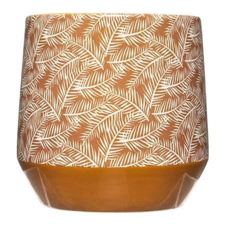 Cana ceramica Galben-01