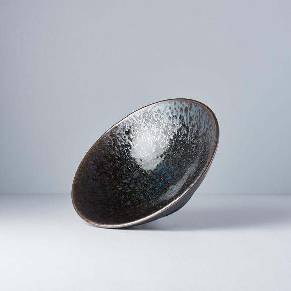 Bol Supa Black Pearl 25 cm naturlich.ro