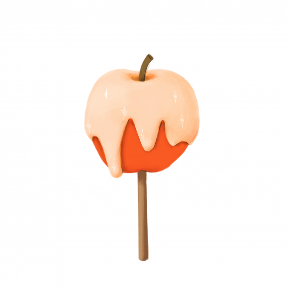 Lumanare Parfumata Apple Candy naturlich.ro