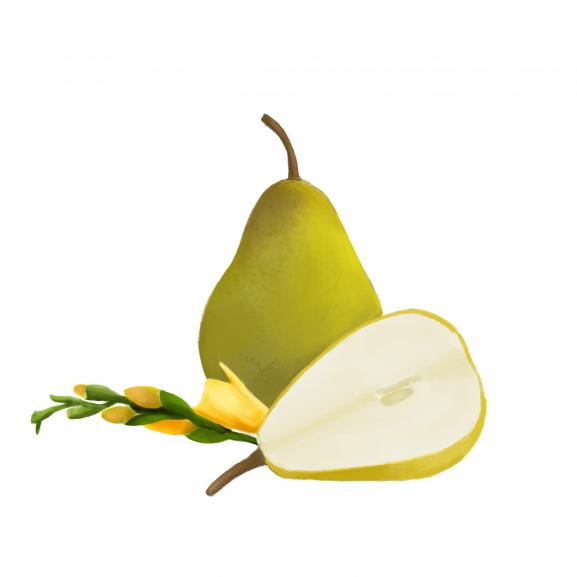 Lumanare Parfumata English Pear & Freesia naturlich.ro