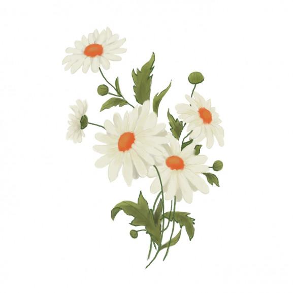 Lumanare Parfumata Daisy naturlich.ro