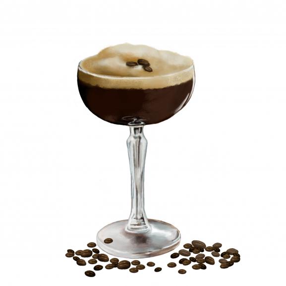 Lumanare Parfumata Espresso Martini naturlich.ro