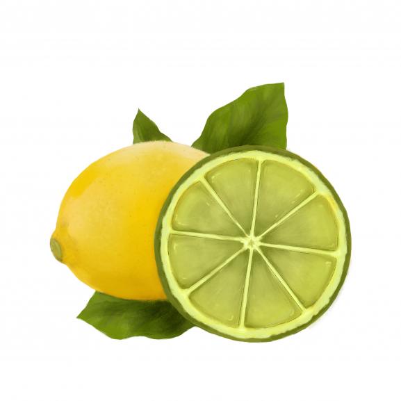 Lumanare Parfumata Lemon & Lime naturlich.ro