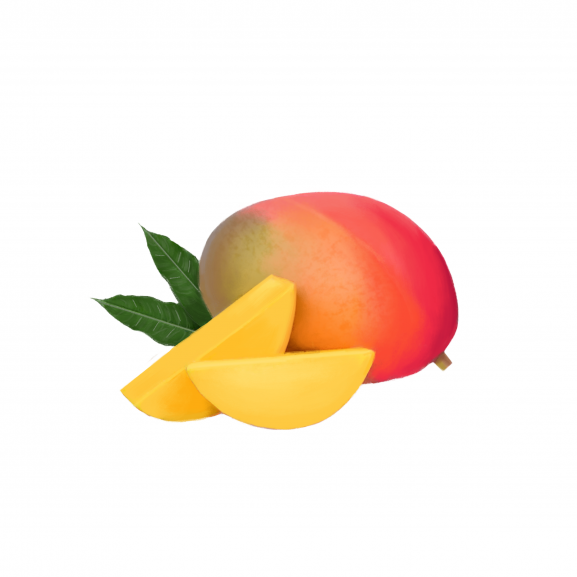Lumanare Parfumata Mango naturlich.ro