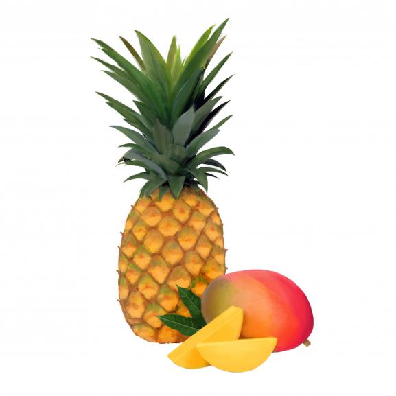 Lumanare Parfumata Pineapple & Mango naturlich.ro