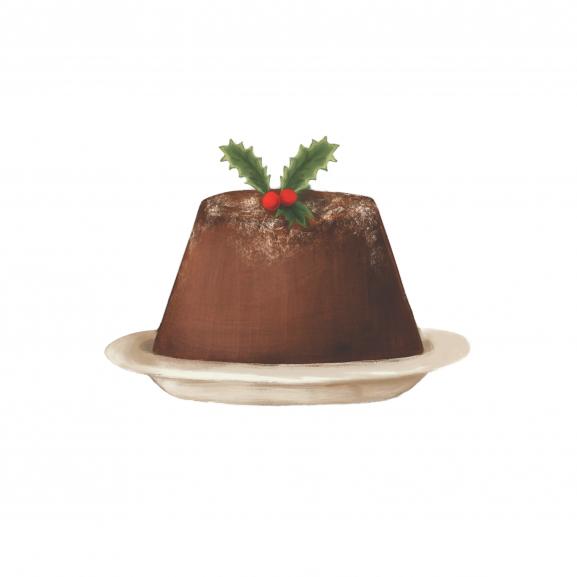 Parfum de Interior Chocolate Pudding naturlich.ro