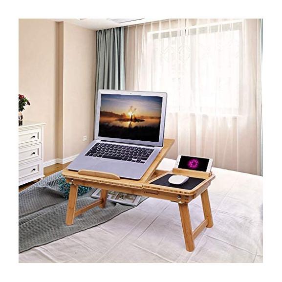 Masa Laptop naturlich.ro