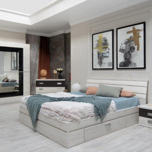 Dormitor Vanity, Pat 1600 mm.