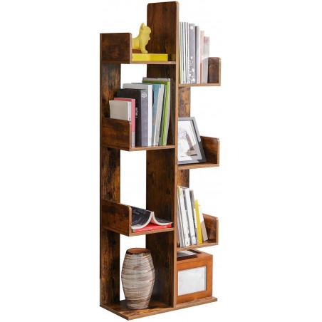 Biblioteca Vintage, Maro, 50 x 25 x 140 cm