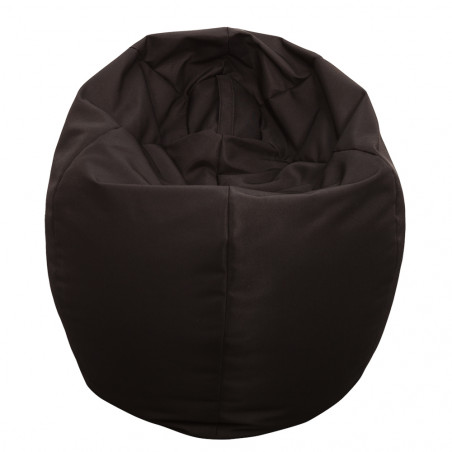 Fotoliu Bean Bag, Interior-Exterior, Tip Para MDS, Maro 90 X 90 X 35 X 84 cm-01