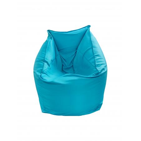 Fotoliu Bean Bag, Interior-Exterior, Tip Fotoliu Albastru, 80 X 80 X 44 X 80 cm-01