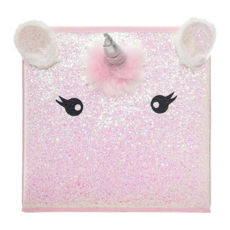 Cutie Depozitare Unicorn Roz