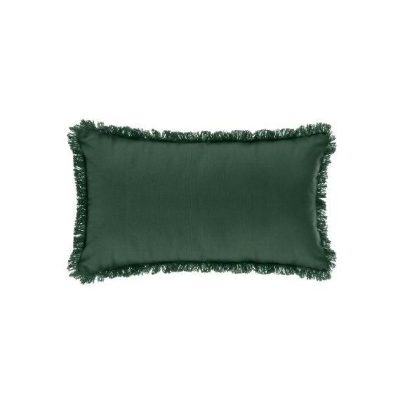 Perna Fringe, Verde, 30 X 50 cm