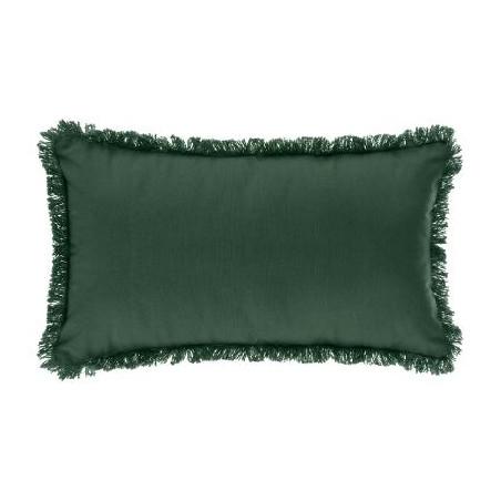 Perna Fringe, Verde, 30 X 50 cm-01
