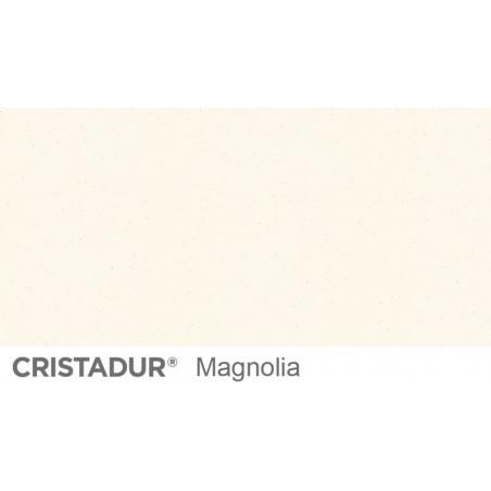Set chiuveta bucatarie Schock Mono D-100XS si baterie bucatarie Schock Laios Cristadur Magnolia cu dus extractibil78 x 51 cm-01
