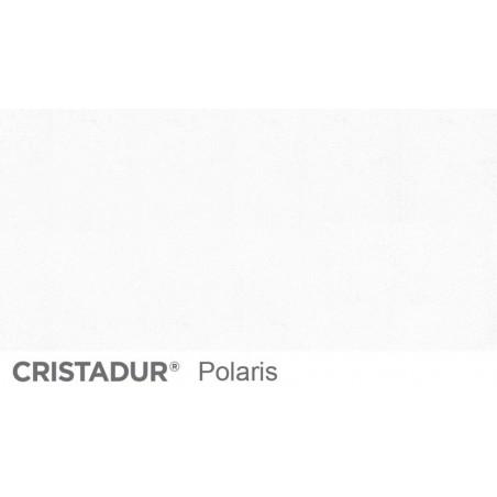 Set chiuveta bucatarie Schock Waterfall D-100 si baterie bucatarie Schock Laios Cristadur Polaris cu dus extractibil86 x 50 cm-01