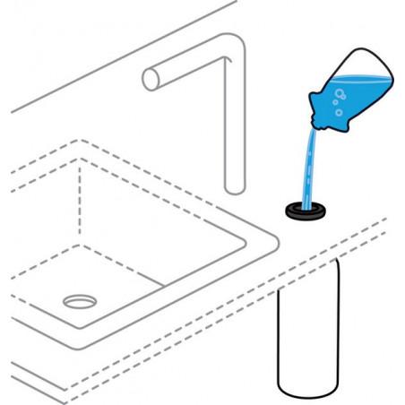 Dozator detergent lichid Schock Samo S Crom-01