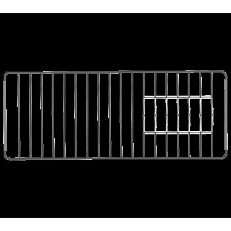 Grilaj Schock Inox 47,3 x 18,6 x 1,7 cm-01