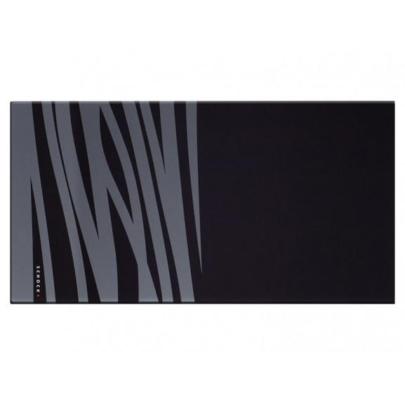 Tocator Schock sticla negru 52,8 x...
