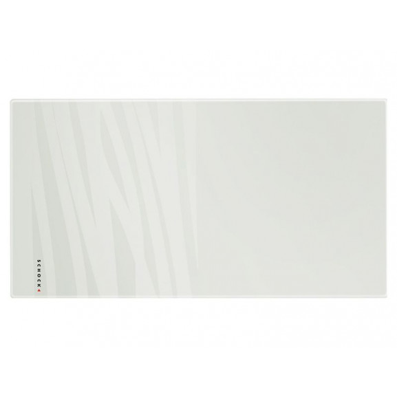 Tocator Schock sticla alb 53,8 x 27,5...